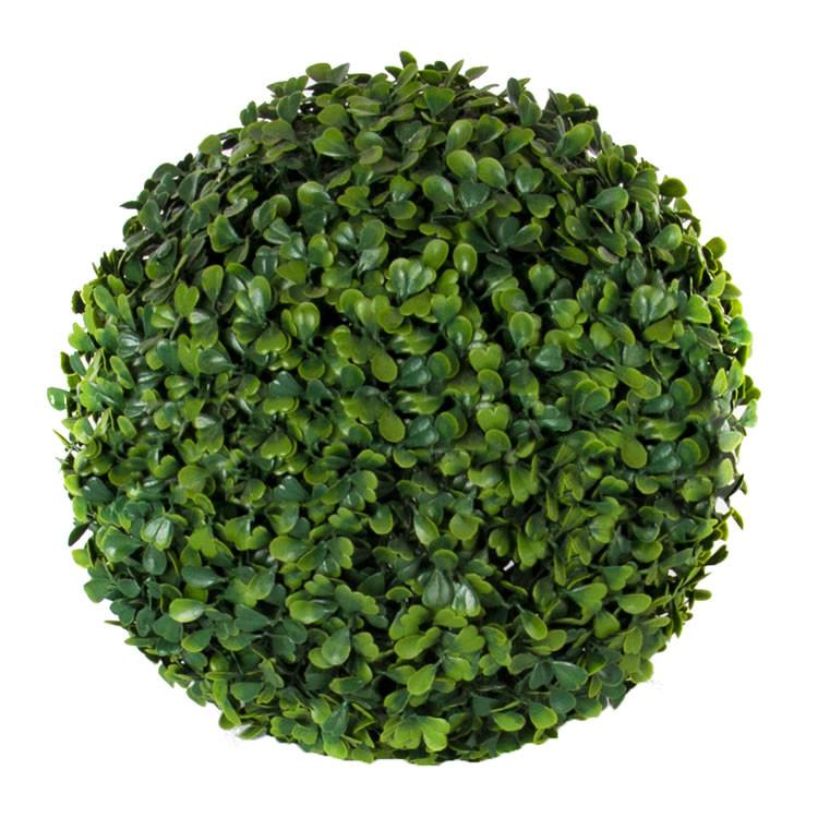 "Artificial Outdoor Boxwood Ball Uv 22"" Oball22"