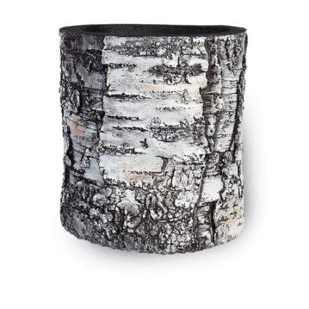 "Birch Planter_Vertical_9"", Pottery, Nature's Innovations, [shop_ Direct Lighting Outdoor Lifestyle]"