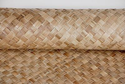 Fine Weave Lauhala Matting 4ft x 8ft 10 Pieces