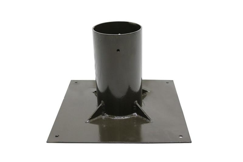 Umbrella Stand 6.25in Inside Diameter- Galvanized and Powder-Coated
