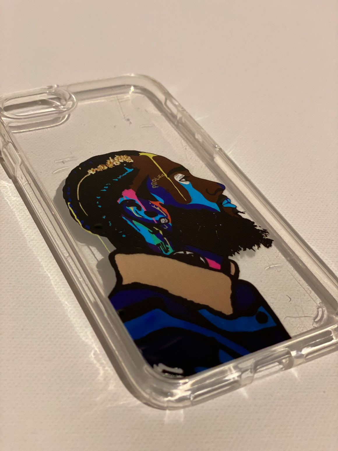 """MARATHON"" iPhone Case"