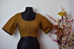 APSARA Blouse ~ Brown