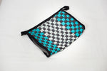 Blue & Grey Toiletry Pouch