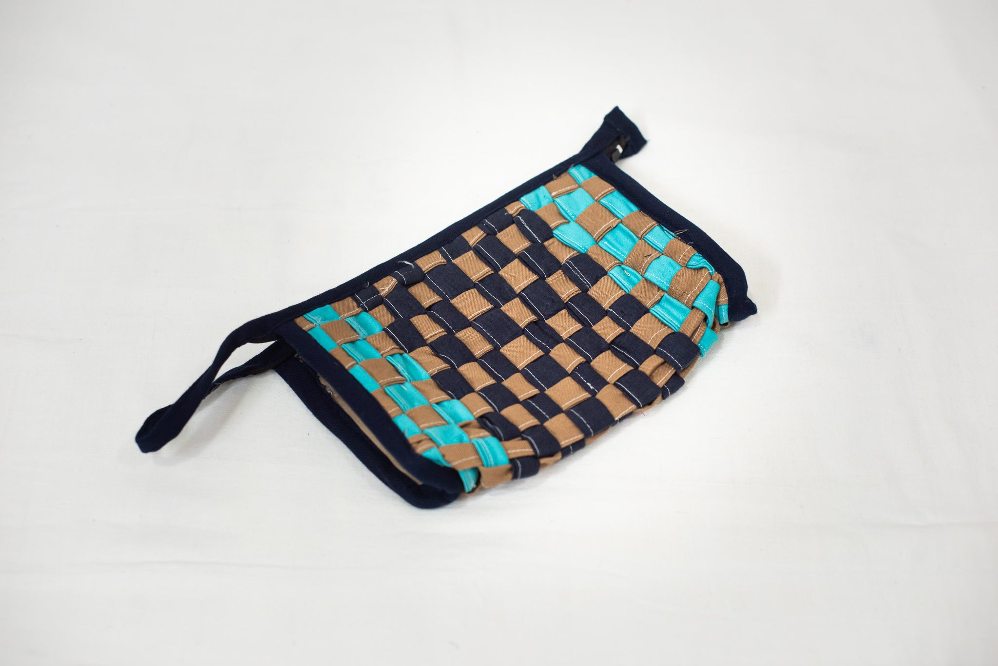 Blue Toiletry Pouch