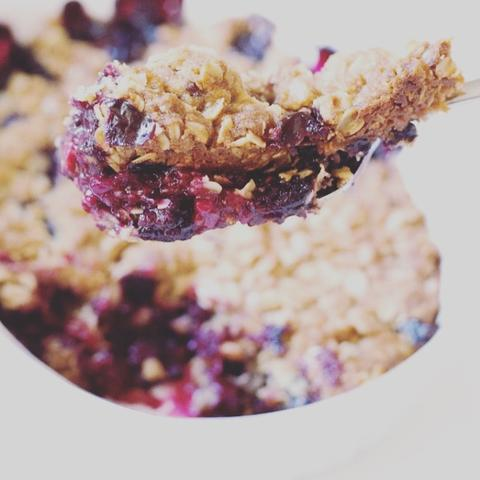 How about a nutritious Protein Crumble this Autumn?