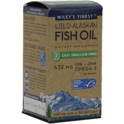 Wiley's Easy to swallow fish Oil