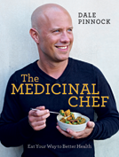 Viridian The Medicinal Chef by Dale pinnock hardback