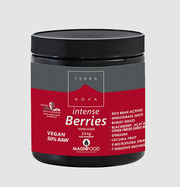 Terranova Intense Berries 224g