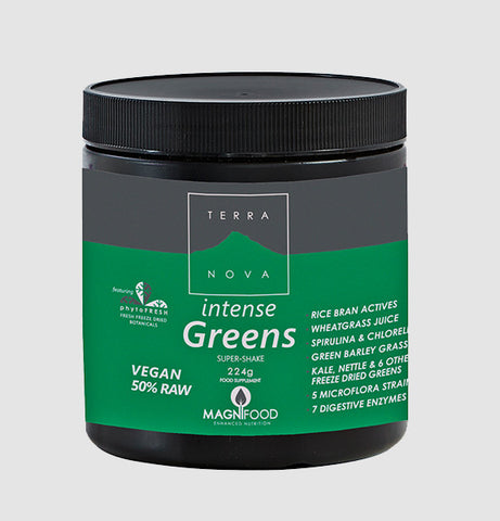 Terranova Intense Greens Super Shake 224g