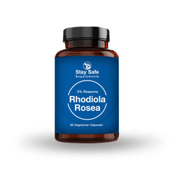 Natures Aid Rhodiola 500mg