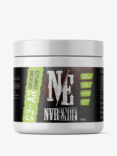 buy nvrenuf creatine complex c3-ar