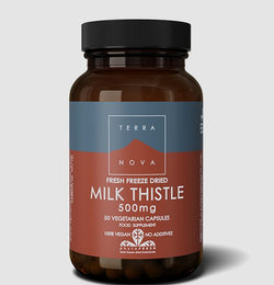 Terranova Milk Thistle 500mg