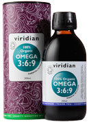 Organic omega complex essential fatty acids at the little supplement company paignton