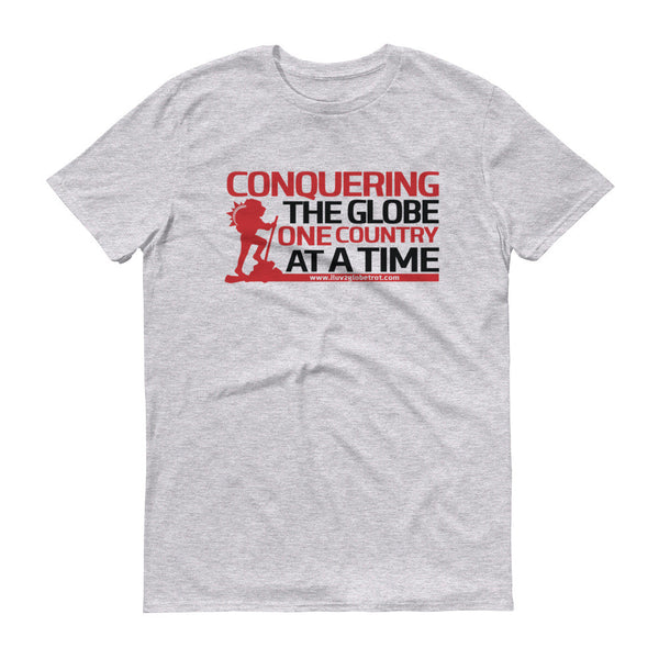 Conquering the Globe Men's