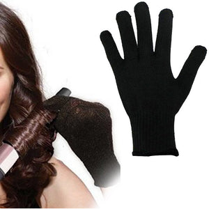Heat Resistant Glove for Hair Styling