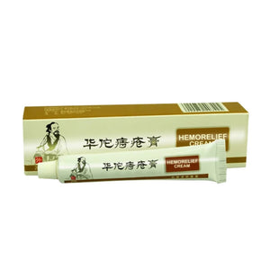 Hemorrhoid Relief Cream