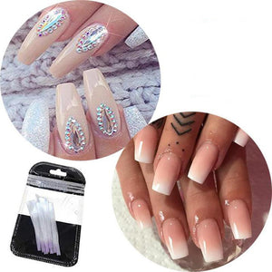 Fiberglass Nail Extension Set