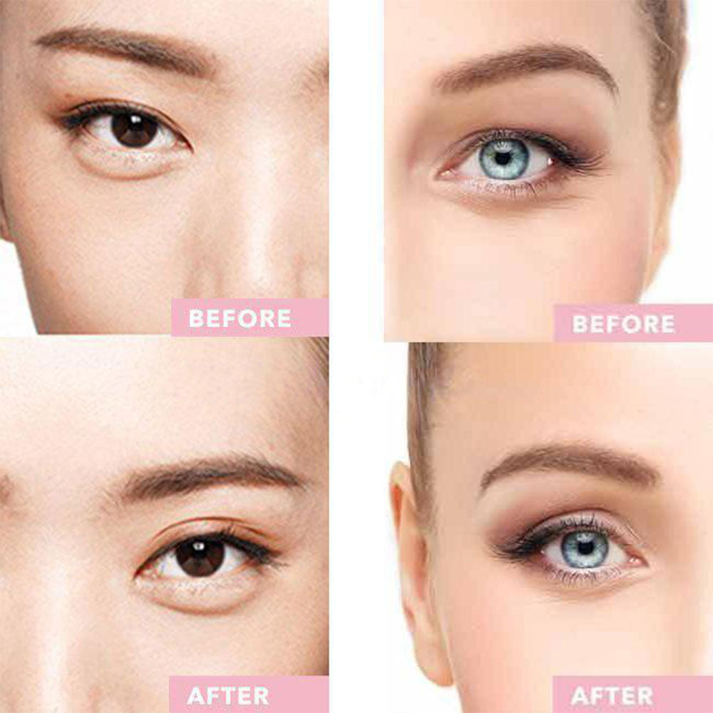 Invisible Lift Double Eyelid Stickers Maisie Maven