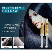 Keratin Repair Treatment Hair Mask 2PCS