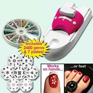 All-In-One Nails Art Machine