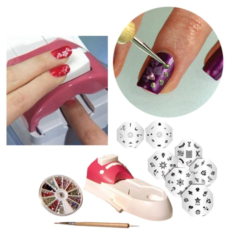 All-In-One Nails Art Machine – Maisie Maven
