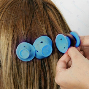 Silicone Hair Curlers 10PCS