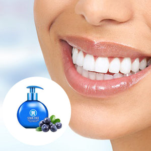 Stain-free Teeth Whitening Toothpaste