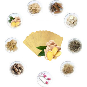 Lymphatic Detox Ginger Patch
