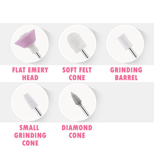 5 in 1 Perfect Nail Kit
