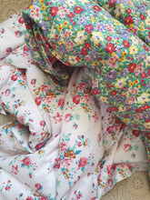Floral Mini Eiderdown - IN STOCK #20401