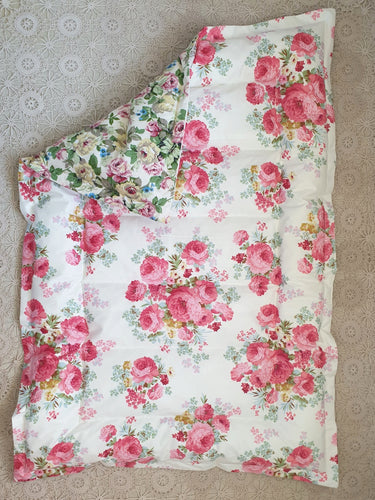 Floral Mini Eiderdown - IN STOCK #20404