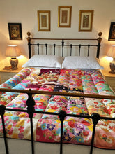 Silk Kimono DOUBLE Eiderdown - IN STOCK