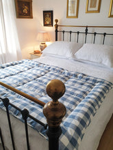 Buffalo Check Eiderdown - Available in 3 colours