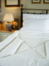 Plain Washed Linen Eiderdown - Available in other colours
