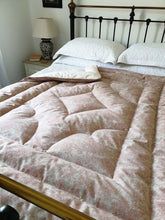 Romantic Toile de Jouy Eiderdown - Available in other colours