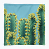 Adorned Cactus Square Pillow Case only