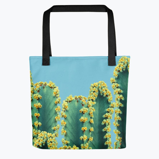 Adorned Cactus Tote bag