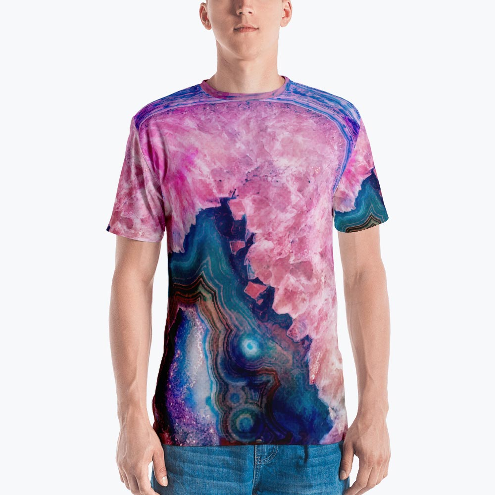 Agate Men's All-Over T-shirt