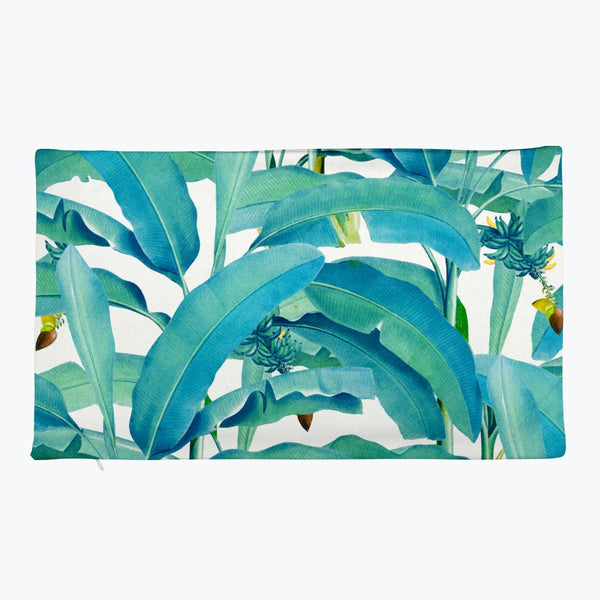 Banana Forest Rectangular Pillow Case only