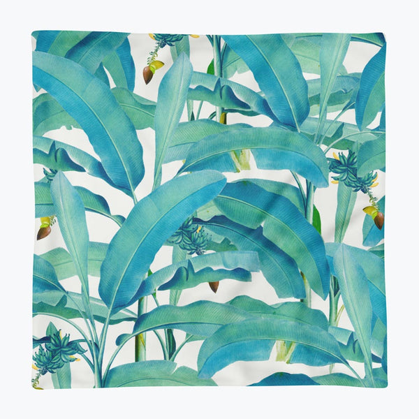 Banana Forest Square Pillow Case only