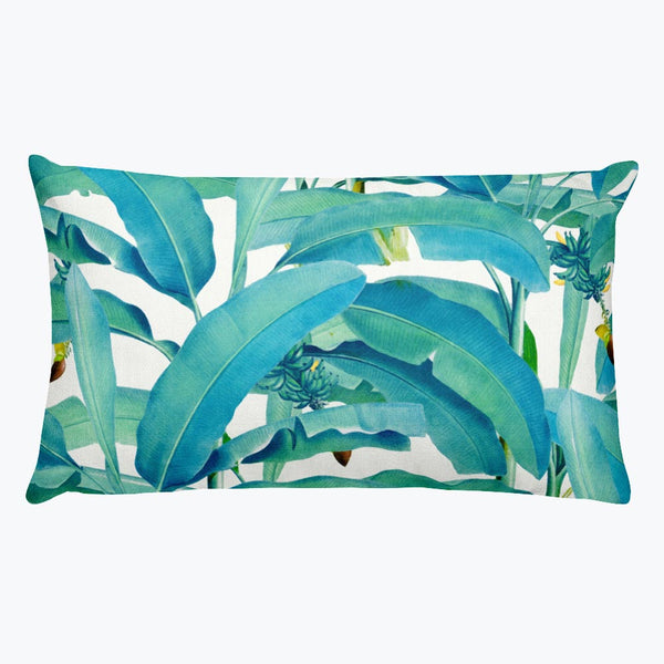 Banana Forest Rectangular Pillow