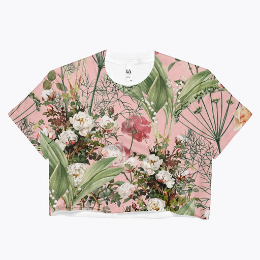 Botanic Ladies Crop Top