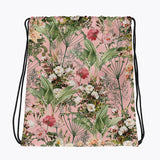Botanic Drawstring bag