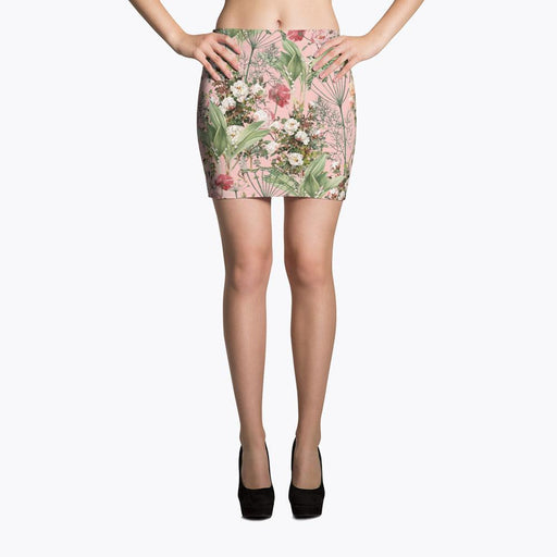 Botanic Mini Skirt