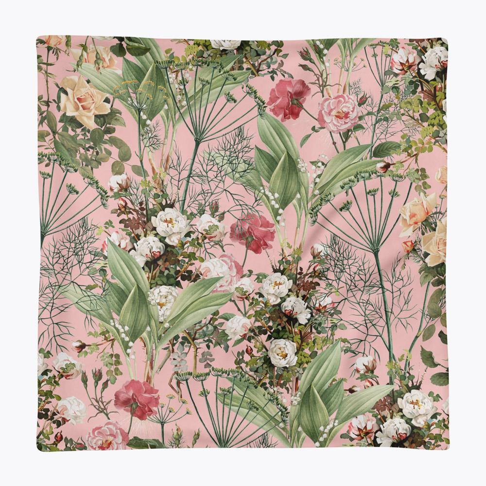 Botanic Square Pillow Case only