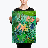 Dense Forest Canvas
