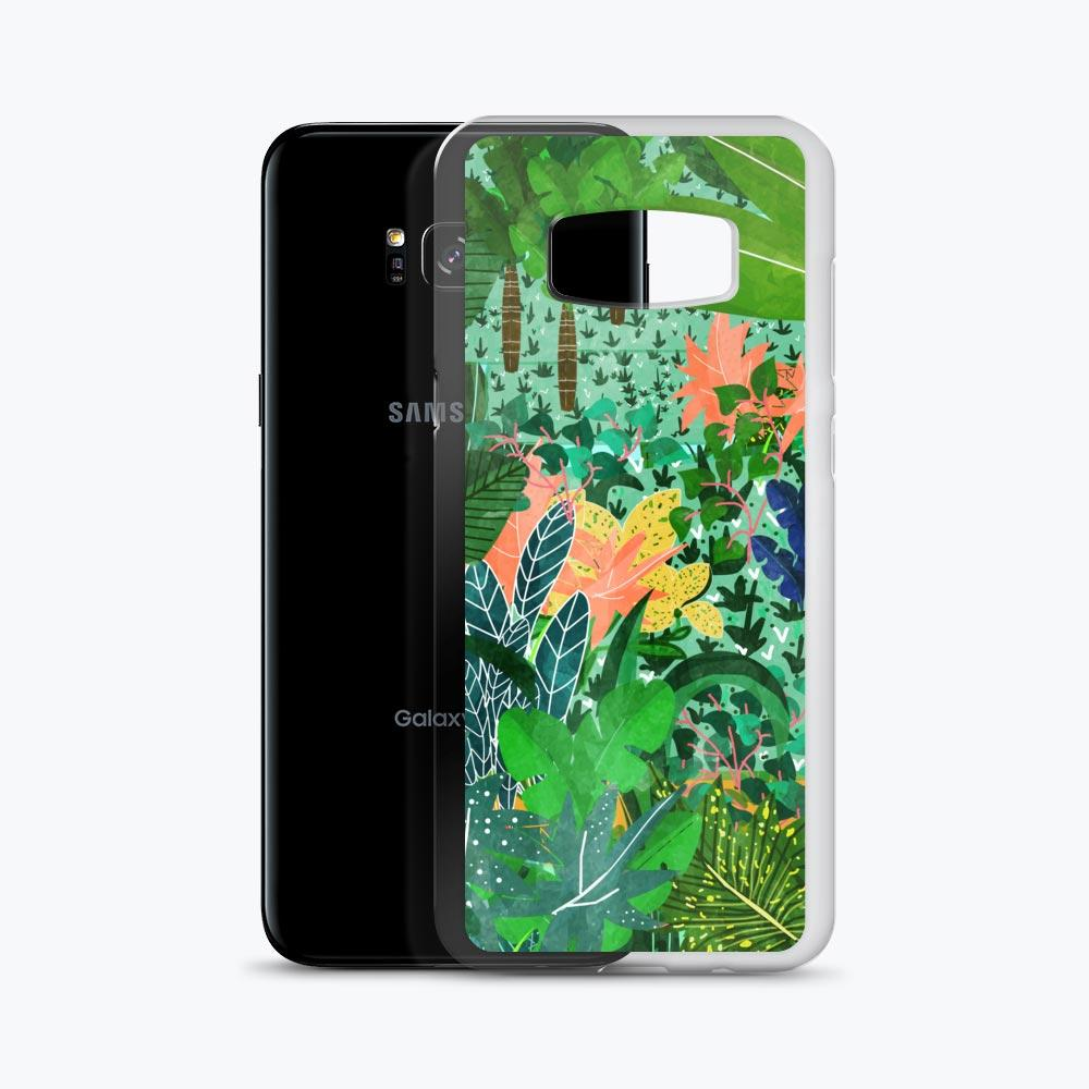 Dense Forest Samsung Case