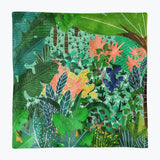 Dense Forest Square Pillow Case only