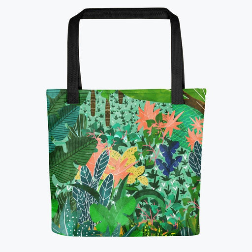 Dense Forest Tote bag
