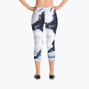 Drown Capri Leggings